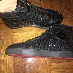 8b900fe9524 Christian Louboutin Shoes - Christian Louboutin Sneakers Men Size 45 12